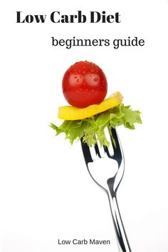 Low Carb Diet Beginners Guide