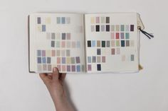 SKETCHBOOKS - Rosa Tolnov Clausen