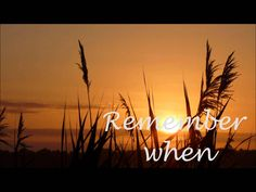 Remember When - Alan Jackson Lyrics played at my fathers funeral, July I Love Music, Love Songs, Good Music, My Music, Gospel Music, Country Music Videos, Country Songs, Funeral Songs, Slow Dance