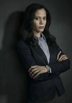 GOTHAM: Renee Montoya - Good Cop. Terrible Friend to Jim. Cheating w/Barbara & Lying about it. Just kicked her to the curb...
