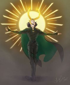 LOKI IS COMING