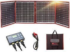 Solar Battery Charger, Solar Panel Charger, Portable Battery, Solar Panel Kits, Solar Panels, Portable Generator, Enjoy Your Vacation, Rv Trailers, Rv Camping