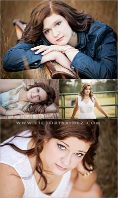 Beautiful fall senior girl session in Rockmart GA by Victoria Bidez Photography