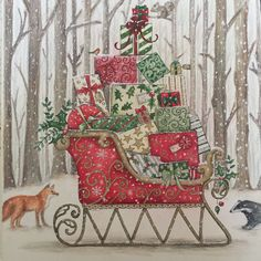 Take a peek at this great artwork on Johanna Basford's Colouring Gallery! Colouring Pages, Coloring Books, Adult Coloring, Colour Pencil Shading, Joanna Basford, Johanna Basford Secret Garden, Johanna Basford Coloring Book, Christmas Drawing, Christmas Coloring Pages