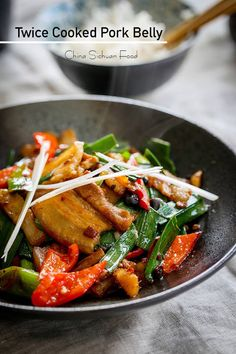 20 Beginner-Friendly Chinese Recipes You Can Make At Home Easy Chinese Recipes, Asian Recipes, Ethnic Recipes, Hawaiian Recipes, All You Need Is, Pork Recipes, Cooking Recipes, Copykat Recipes, Twice Cooked Pork