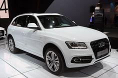 2014 Audi Q5 TDI graduation present? I think yes!!!!!