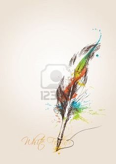 1000 ideas about quill tattoo on pinterest tattoos feather tattoos and pen tattoo. Black Bedroom Furniture Sets. Home Design Ideas