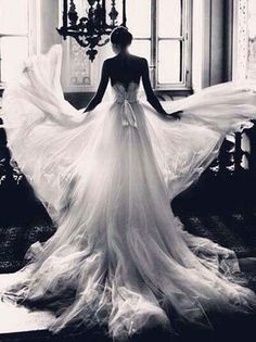 Image via We Heart It https://weheartit.com/entry/148814859 #bride #dress #dresses #fashion #wedding #weddingdress #weddinggown #bridalgowns