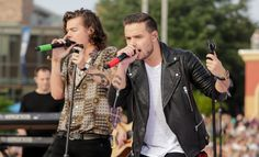 Harry Styles and Liam Payne Reveal Most Manly Things Theyve Done | Cambio