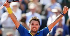 Stan Wawrinka Bests Andy Murray to Reach French Open Finals