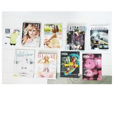 Today was a research day, here's what it looked like    #research #researchday #magazines #fashionmag #vogue #harpersbazaar #mixpublications #mixmagazine #elle #ellemagazine #fashionmags #ionmagazine #interviewmagazine #interview #collezioni #collezionimagazine #theworldofinteriors #vogue #voguemagazine #trendresearch #faves