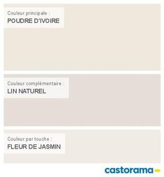 Nuancier peinture couleur lin Tollens 12 couleurs | idées salon ...