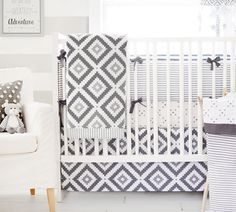 My Baby Sam Imagine 3 Piece Crib Bedding Set