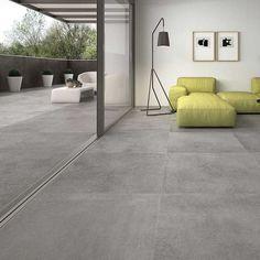 grey flooring Nevis Grey Inside-Outside - flooring Outside Tiles, Outside Flooring, Outdoor Flooring, Stone Tile Flooring, Natural Stone Flooring, Grey Flooring, Modern Flooring, Stone Tiles, Patio Tiles