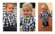 Toddler Bow Tie Tutorial (great instructions for the crochet beginner!)