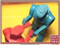 Back to Basics Toys: Rock'em Sock'em Robots