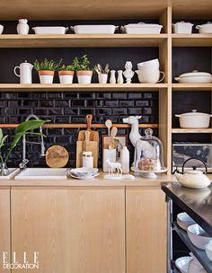 Kitchen Trends - Open Shelves