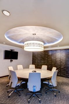 Meritage Homes Executive Conference Room | Pinnacle Design, Inc. | Phoenix, AZ | Interior Architectural Design #Interiordesign #Commercialdesign #design #architecture #MeritageHomes