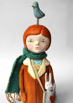 Toy collection - pinned by http://www.auntbucky.com  #toys #handMade