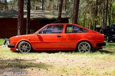 Marek/Rapid < rapid < auta < skoda-virt.cz/ Cars And Motorcycles, Hot Rods, Classic Cars, Camping, Bike, History, Retro, Vehicles, Campsite