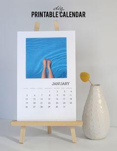 Diy Printable Calendar