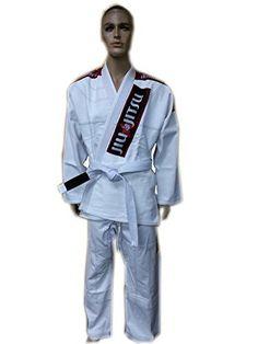 Other Combat Sport Supplies Boxing, Martial Arts & Mma Nero High Quality Goods Fuji Sports Uomo All Around Ju Jitsu Gi