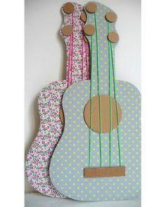 Guitars paper