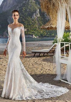 Eddy K Bali Wedding Dress