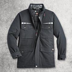 Dickies Pro™ Cordura® Field Coat - Dickies US Mens Gear, Outdoor Workouts, Mens Fashion, Fashion Outfits, Italian Fashion, How To Do Yoga, Nike Jacket, Military Jacket, Coat