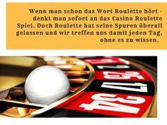 Ist Roulette nur ein #Glücksspiel? Denkt ihr so?Dann werdt ihr sehr überrascht sein!