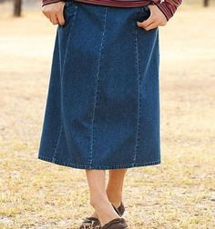 Orvis Vintage Denim Panel Skirt / Petite, 10 Constructed with long, slim panels, our signature Vintage Denim skirt offers a smooth, flattering silhouette. Fashioned with a plain-front waistband, stretch insets in the back for complete comfort, a http://www.comparestoreprices.co.uk/skirts/orvis-vintage-denim-panel-skirt--petite-10.asp