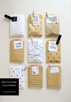 Pop Culture Valentines (Free Printable) // Delia Creates #OneSpotValentine #TargetOneSpot #Sponsored