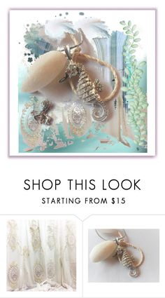 """""""Beneath the Waves"""" by cravecute ❤ liked on Polyvore"""