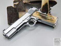 Waffen-Oschatz 1911 Custom