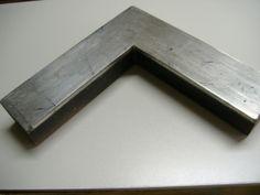 MARCOS,ESPEJOS PAN DE PLATA 4200 (8 cms.)