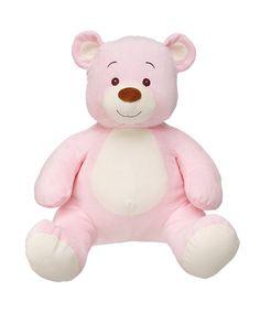 14 in. Pink Sweet Velvet Teddy | Build-A-Bear Workshop