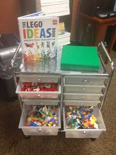 TLT: Teen Librarian's Toolbox: The Pop-Up/Mobile Makerspace Moment