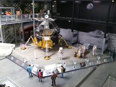 Mondlandung im Technikmuseum zu Speyer