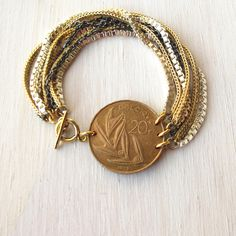 Dakota Bracelet by Ax + Apple