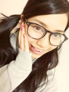 Miss Yuka Tano of AKB48, whom I sometimes forget was part of the original Team 4  |  田野優花 - Google+