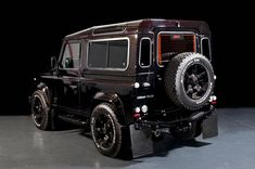 Land Rover Defender 90 Ultimate Edition by Urban Truck. Landrover Defender, Land Rover Defender 110, Defender 90, Land Rovers, Chevrolet Corvette, 4x4, E90 Bmw, Car Throttle, Offroader