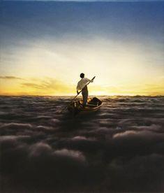 Their Last last Studio Album. Tribute To Richard Wright. Pink Floyd Cd, The Endless River, Richard Wright, River I, David Gilmour, Sunset, Studio, The Originals, Music