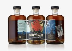The Duppy Share — The Dieline | Packaging & Branding Design & Innovation News