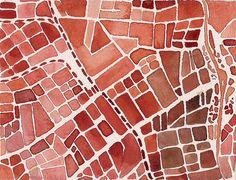 aerial patterns