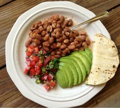 simple plant based lunch - Love to Eat and Run: Sometimes the Simplest Meal is the Best