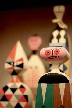 wooden dolls | Flickr - Photo Sharing!