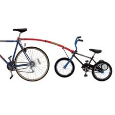 Trail Gator Bicycle Tow Bar Accessories   Trail-a-Bikes  #Accessories #Bicycle #Gator #Trail #TrailaBikes CyclingDuds.com
