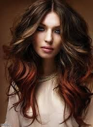 Image result for color hairstyles 2016