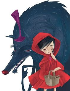 Alexandre Rampazo | Red & the Wolf