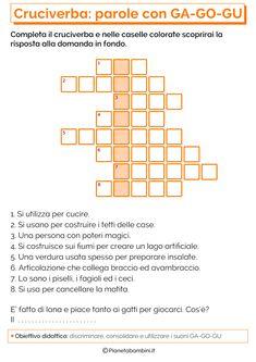53 Fantastiche Immagini Su Cruciverba Crossword Puzzles
